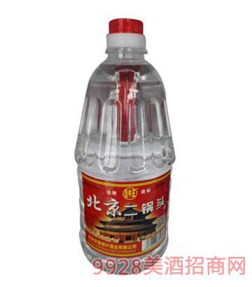鑫牛王北京二锅头酒42度2L清香型