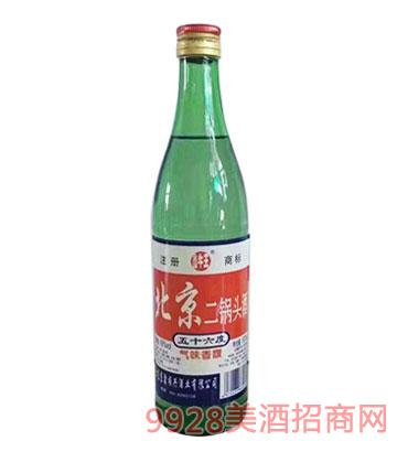 鑫牛王北京二锅头酒56度500ml清香型