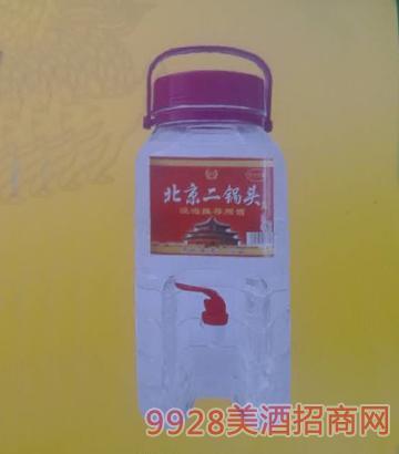 北京二锅头酒桶装56度5L浓香型