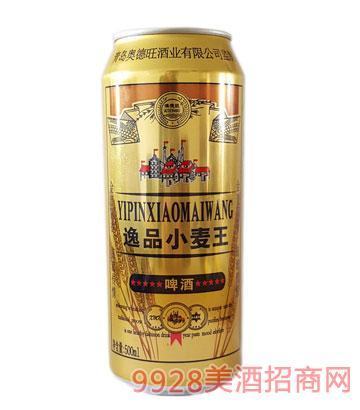 澳德旺逸品小麦王啤酒500ml