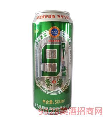 澳德旺9度啤酒500ml