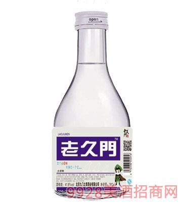 老久门酒41.8度300ml浓香型