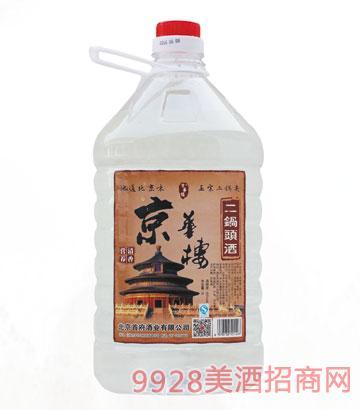 京华楼二锅头酒42度5L清香型