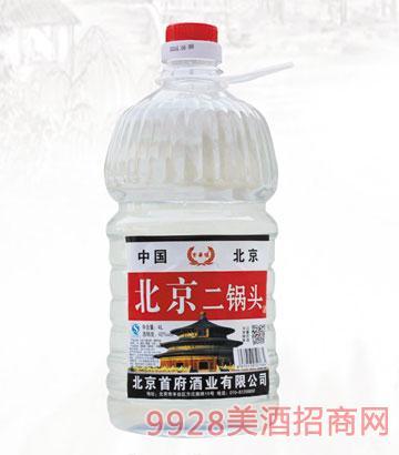 京华楼二锅头酒42度4L清香型