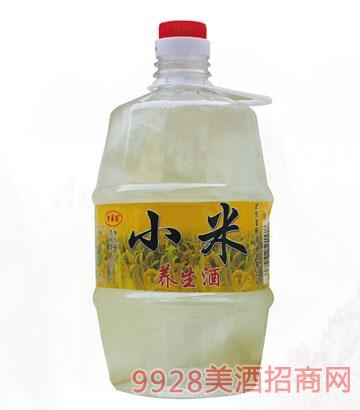 京华楼小米养生酒42度4L