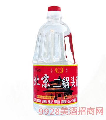西?#33080;?#21271;京二锅头酒56度2L清香型
