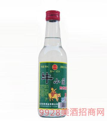 牛小匠陈酿酒42度260ml浓香型