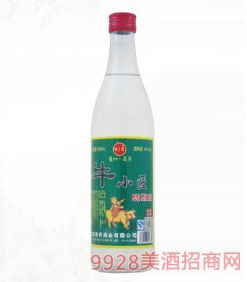 牛小匠陈酿酒42度500ml浓香型