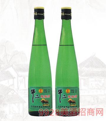 牛二娘牛二陈酿酒42度480ml浓香型