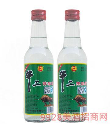 牛二娘牛二陈酿酒42度260ml浓香型