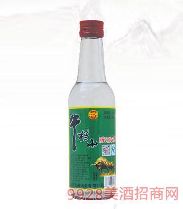 牛栏屮陈酿酒42度250ml浓香型