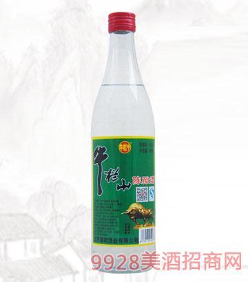 牛栏屮陈酿酒42度500ml浓香型