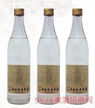 酒德园酒原浆53度500ml浓香型