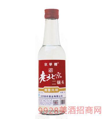 京华楼老北京二锅头酒42度250ml清香型
