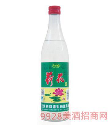京华楼荷花酒42度500ml清香型