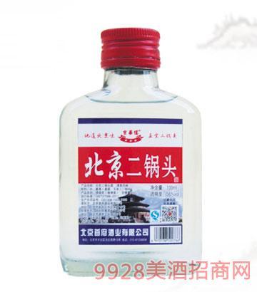 京华楼北京二锅头酒56度100ml清香型