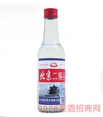 京华楼北京二锅头酒56度260ml清香型
