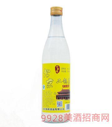 京华楼北京二锅头酒42度500ml清香型
