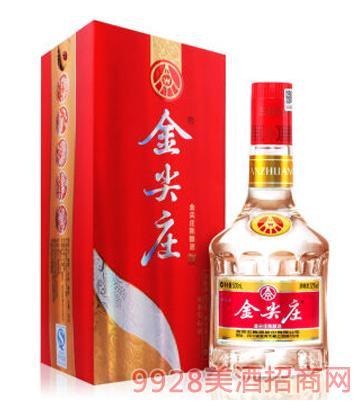 金尖庄酒陈酿白酒45度52度500ml