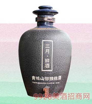 青城山猕猴桃酒10度15L