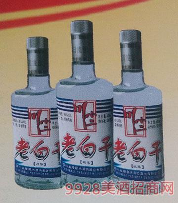 川小二老白干酒42度500ml浓香型
