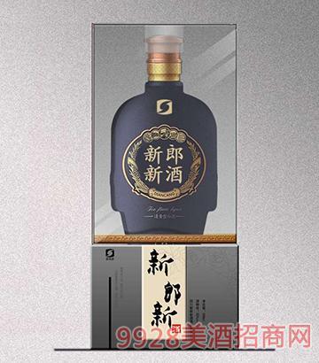 新郎新酒42度500ml清香型(棕瓶)