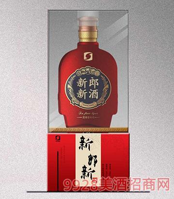 新郎新酒42度500ml清香型(红瓶)
