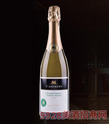 圣安德鲁斯霞多丽黑皮诺干白葡萄酒750ml