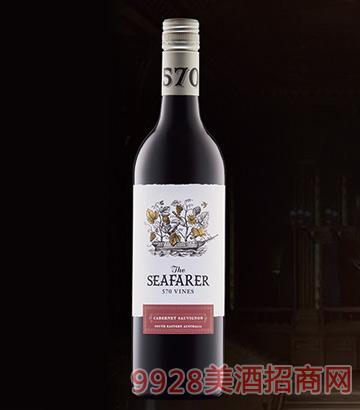 航海家570赤霞珠干红葡萄酒750ml