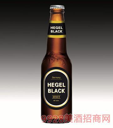 黑格尔精酿啤酒瓶装330ml黑标