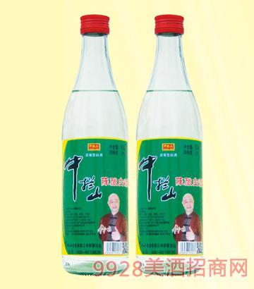 中栏山陈酿酒42度500mlx12浓香型
