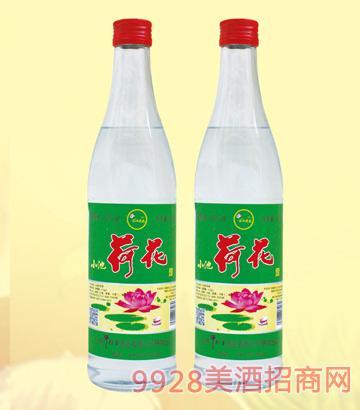 牛栏宴小池荷花酒42度500mlx12浓香型