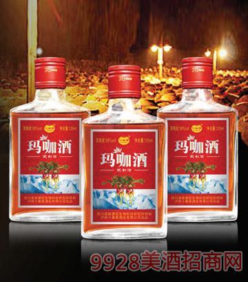 十寨香酒业玛咖酒38度125ml