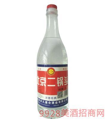 崇门楼北京二锅头酒2Lx4浓香型