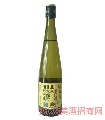 崇门楼北京酒 43°480ml
