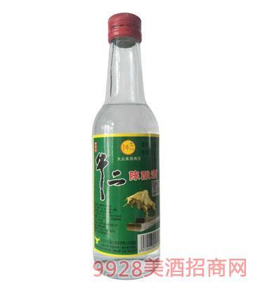 新时代牛二陈酿酒42度250mlx20