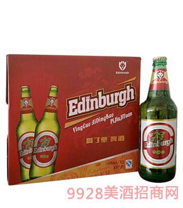 爱丁堡啤酒10°P500mlx12瓶(箱装)