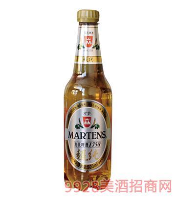 比利時麥氏啤酒超純啤酒8°P 500mlx6x4
