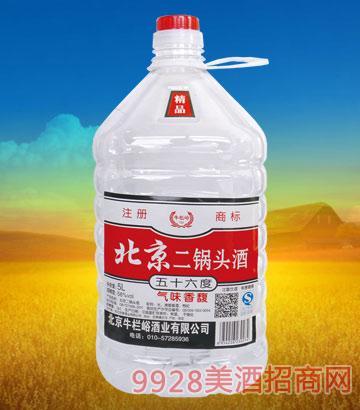 牛栏峪北京二锅头56度5L
