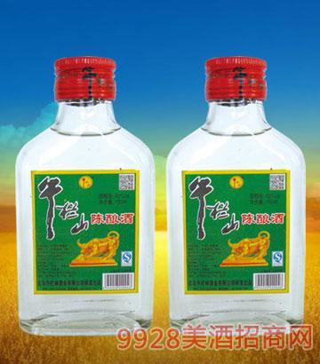 牛拦山陈酿酒42度100ml