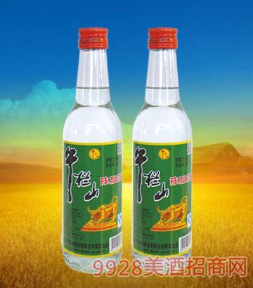 牛拦山陈酿酒42度250ml