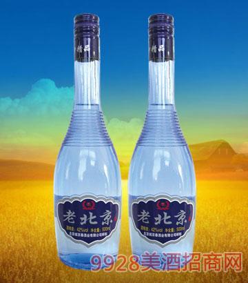京泰老北京酒42度500ml