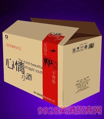 心情小酒一段青春的记忆42度450mlx12瓶(箱装)