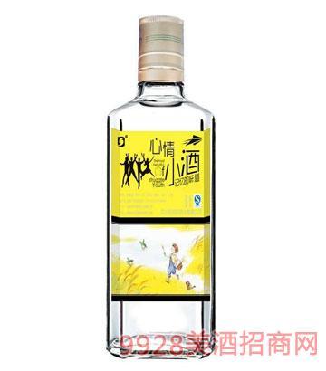 心情小酒记忆的味道42度450mlx12瓶浓香型