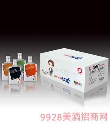 关小白酒42度450mlx12瓶浓香型(箱装)
