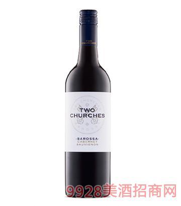 途策巴罗萨赤霞珠干红葡萄酒14.5度750ml