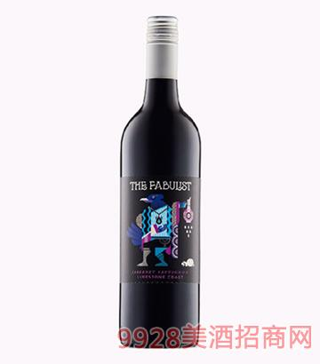寓言家赤霞珠干红葡萄酒13.5度750ml