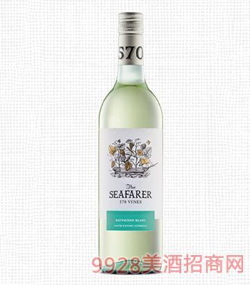 航海家570长相思干白葡萄酒13度750ml