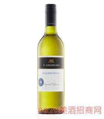 圣安德鲁斯霞多丽干白葡萄酒11度750ml