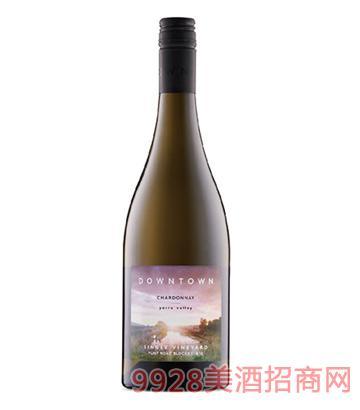 都会区霞多丽干白葡萄酒14度750ml